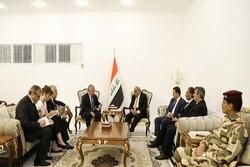 رایزنی نماینده پوتین با نخست وزیر عراق
