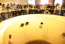 Journalists visit Arak Heavy Water Complex