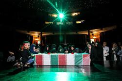 دعوت سپاه از مردم برای شرکت در مراسم تشییع ۱۵۰ شهید گمنام