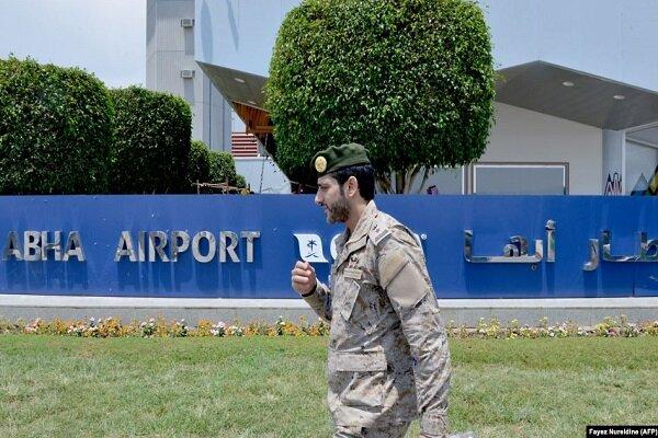اختلال در پروازهای فرودگاه بینالمللی عربستان پس از حمله ارتش یمن