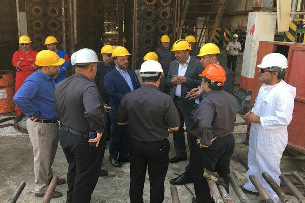 تعمیرات موفقیت آمیز پالایشگاه روغن سازی ایرانول پس از ۲۰سال