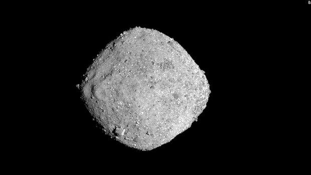 فضاپیمای ناسا به نزدیک ترین فاصله با یک سیارک رسید