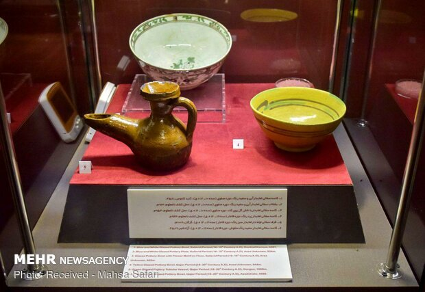 Gorgan Museum in northern Iran