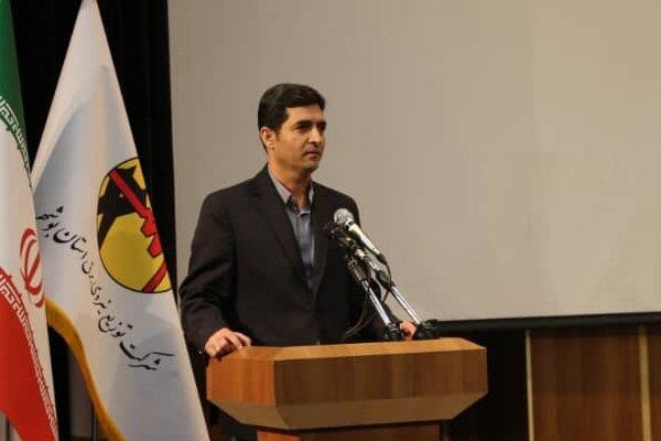 شرکت توزیع نیروی برق استان بوشهر ارتقای درجه پیدا کرد