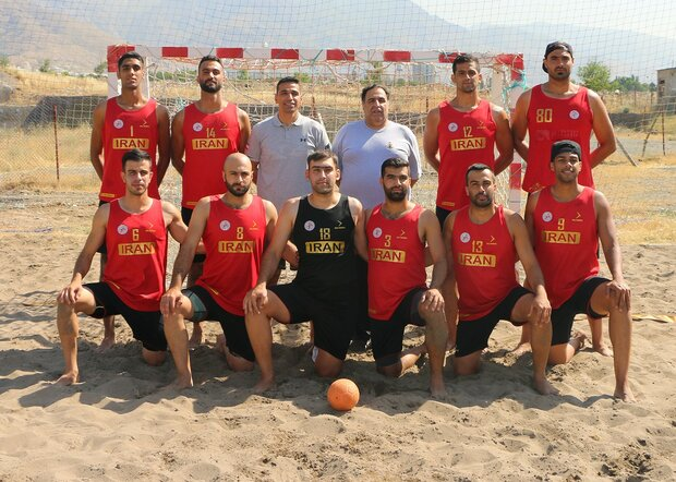 Iran handball to participate in 2020 Asian Beach Games