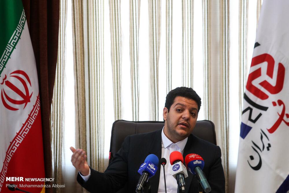 نشست خبری روز ملی اصناف در اتاق اصناف ایران