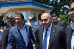 Azerbaycan Gümrük Komitesi Başkanı İran'da