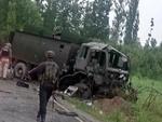 کشمیر میں بارودی سرنگ  کےدھماکے میں  2 بھارتی فوجی ہلاک