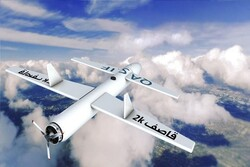 حمله پهپادی ارتش یمن به پایگاه ملک خالد عربستان