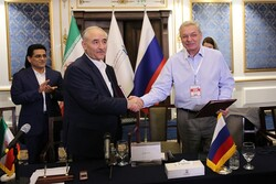 Iran, Russia sign energy MoU