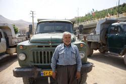 باربری با کامیون های کلاسیک