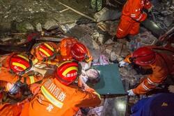 زلزال بقوة 6 درجات يضرب الصين
