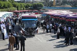 روزانه ۸۰۰ دستگاه اتوبوس زائران را به پایانه مهران منتقل می کنند
