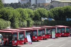 ورود ۵۰۰ اتوبوس بازسازی شده به چرخه حمل و نقل/ آمادگی حمل و نقل عمومی برای بازگشایی مدارس