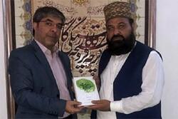 تأکید بر تبادل هیأتهای دینی و پژوهشی بین ایران و پاکستان