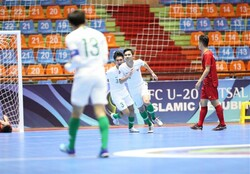 Japan, Indonesia advance to AFC U-20 Futsal Championship semis