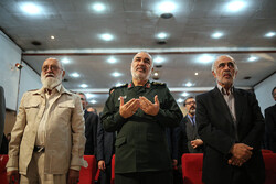 Ceremony to choose Revolutionary Uni. Professor at Amirkabir university