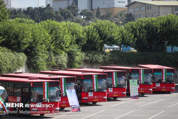بهسازی ۶۰ کیلومتر از طول مسیرهای خطوط اتوبوس تندرو
