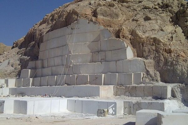 Iran exports about $350mn worth of decorative stones