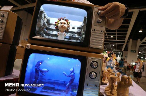 جشنواره اسباب بازی در هنگ کنگ