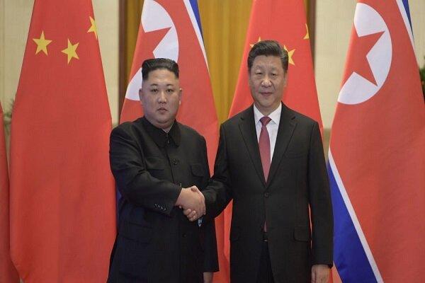 چین کے صدر شمالی کوریا پہنچ گئے