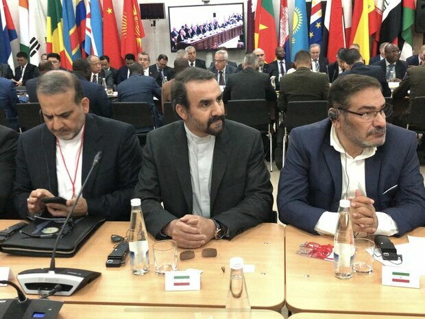 US terrorist policies targeting identity, sovereignty of countries: Shamkhani