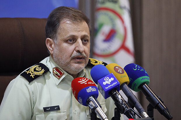 رئيس شرطة الجرائم الإلكترونية يزور وكالة مهر