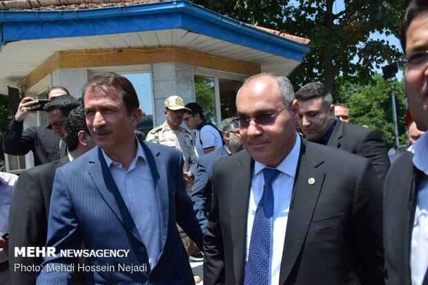 Azerbaycan Gümrük Komitesi Başkanı