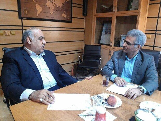 فعالیت پتروشیمی کرمانشاه در شرایط تحریم افتخارآفرین است