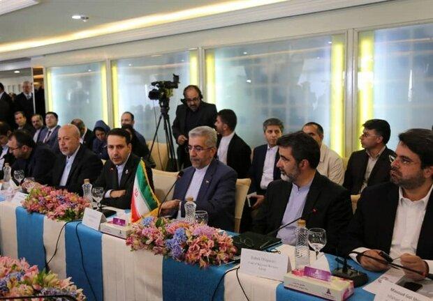 ۱۲ سند همکاری میان ایران و روسیه به امضا رسید