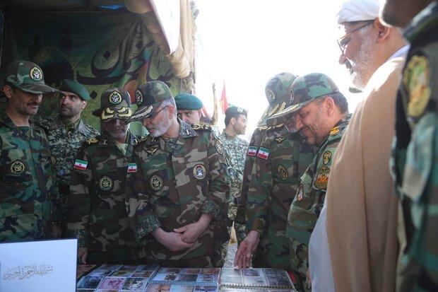 سید عبدالرحیم موسوی, خبرگزاری مهر, اصفهان, گروه 44 و 55 توپخانه اصفهان