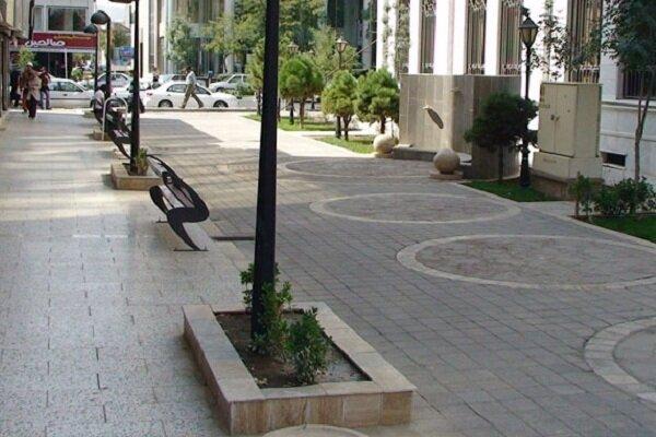 ۱۰ خیابان مشهد پیادهراه میشود