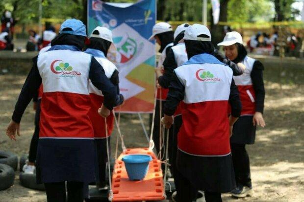 هفتمین دوره مسابقات المپیاد طرح دادرس در گلستان برگزار شد