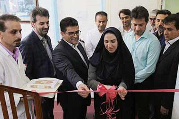 بخش جدید دیالیز صفاقی بیمارستان شهدای خلیجفارس افتتاح شد