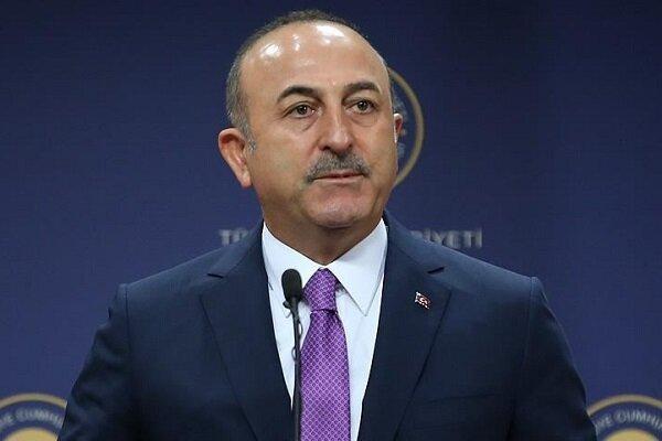 Çavuşoğlu: Terör örgütü bizi kışkırtmak için taciz atışları yapıyor
