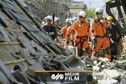 VIDEO: Strong earthquake jolts northwestern Japan