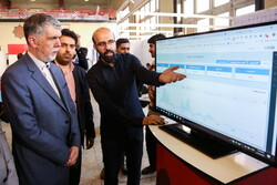 12th National Digital Media Exhibition inaugurated in Qom prov.
