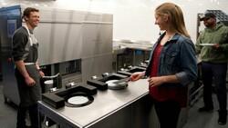 رباتی که می تواند ظرف های رستوران را بشوید!