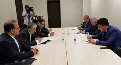 Iranian, Uzbek security officials talk regional issues in Russia