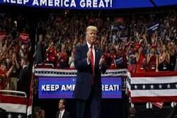 امریکی صدر نے دوسری بار صدارتی مہم کا آغاز کردیا