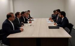 مشاور امنیت ملی «افغانستان» با شمخانی دیدار و گفتگو کرد
