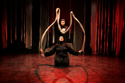 'Medea' staged in Tehran