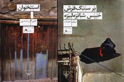 چاپ دو رمان ایرانی در قالب کتابهای قفسه آبی و سیاه