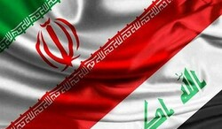 Iran - Iraq flag
