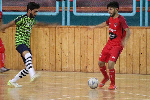 تیم سوهان محمد سیمای قم شکست را به پیروزی تبدیل کرد