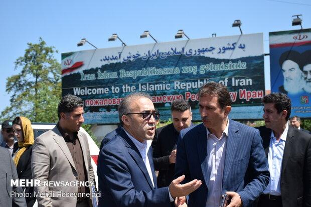 Iran, Azerbaijan launch e-TIR pilot