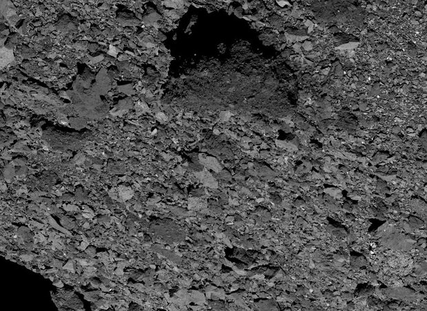 نزدیک ترین عکس به سیارک «بن نو» منتشر شد
