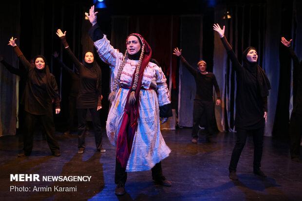 'Medea' staged in Tehran