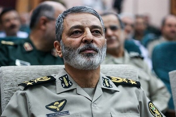 Army chief reiterates Iran's firm stance on regional security