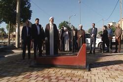 حضور دادستان کل کشور بر مزار سردار شهید «حاج حسین همدانی»